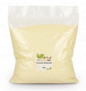 Ground Almonds 2.5kg BuyWholefoodsOnline