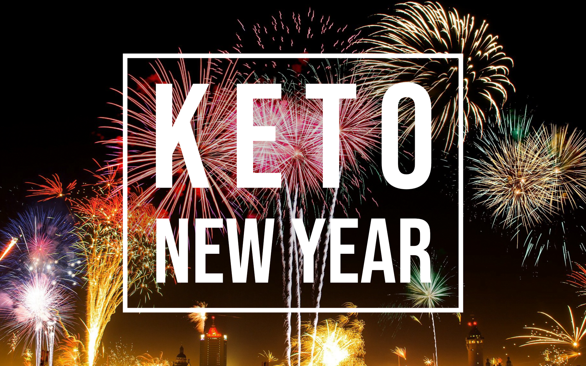 keto new year's resolutions