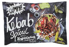 Oumph! Vegan Spiced Kebab