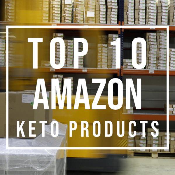 top 10 keto amazon products uk